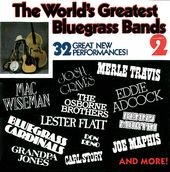 World's Greatest Bluegrass Bands, Volume 2 [CMH