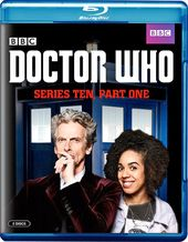 Doctor Who - Season 10, Part 1 (Blu-ray)