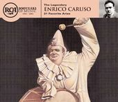 Legendary Caruso / 21 Fav Arias