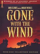 Gone With The Wind (4-DVD Collector's Edition)