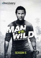 Man vs. Wild - Season 6 (2-DVD)