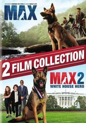 Max / Max 2: White House Hero (2-DVD)