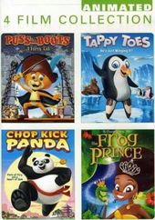 Animated 4 Film Collection - Puss In Boots /