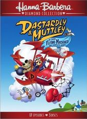 Dastardly & Muttley in Their Flying Machines -