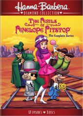 The Perils of Penelope Pitstop - Complete Series