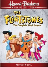 The Flintstones - Complete 1st Season (3-DVD)