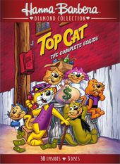 Top Cat - Complete Series (3-DVD)