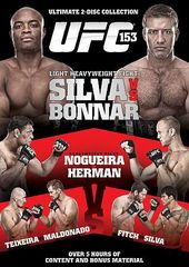 Ultimate Fighting - UFC 153: Silva vs. Bonnar