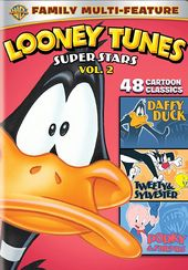 Looney Tunes Super Stars Volume 2: 48 Cartoon