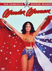 Wonder Woman - Complete 2nd Season (4-DVD)
