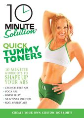 10 Minute Solution - Quick Tummy Toners