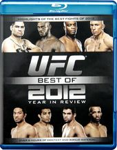 UFC - Best of 2012 (Blu-ray)