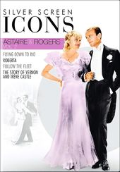 Silver Screen Icons: Astaire & Rogers, Volume 2