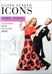 Silver Screen Icons: Astaire & Rogers (4-DVD)