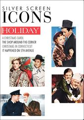 Silver Screen Icons: Holiday (4-DVD)