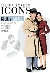 Silver Screen Icons: Bogie & Bacall (4-DVD)