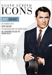 Silver Screen Icons: Cary Grant (4-DVD)