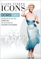 Silver Screen Icons: Doris Day (4-DVD)