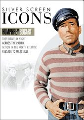 Silver Screen Icons: Humphrey Bogart (4-DVD)