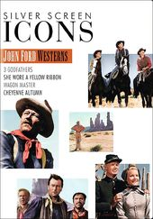 Silver Screen Icons: John Ford Westerns (2-DVD)