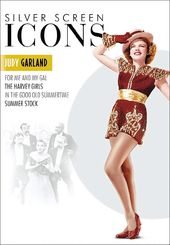 Silver Screen Icons: Judy Garland (4-DVD)