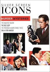 Silver Screen Icons: Murder Mysteries (4-DVD)