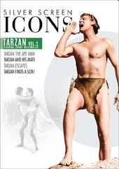 Silver Screen Icons: Tarzan Starring Johnny