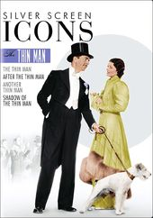 Silver Screen Icons: The Thin Man (4-DVD)