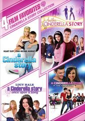 4 Film Favorites: Cinderella Story Collection (A