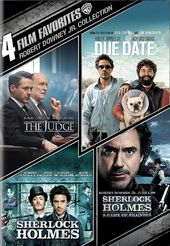 Robert Downey Jr. - 4 Film Favorites (The Judge /