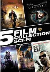 5-Film Collection - Sci-Fi (I am Legend / Gravity