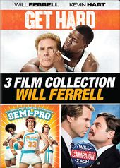Will Ferrell 3-Film Collection (Get Hard /