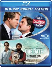 The Campaign / Due Date (Blu-ray)