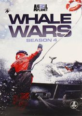 Whale Wars - Season 4 (2-DVD)