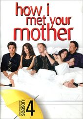 How I Met Your Mother - Season 4 (3-DVD)