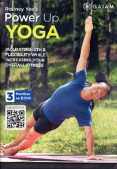 Rodney Yee's Power Up Yoga