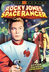 Rocky Jones, Space Ranger - Volume 1