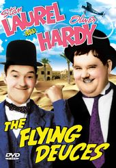 "Laurel & Hardy - The Flying Deuces - 11"" x 17"""