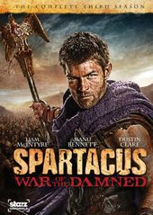 Spartacus: War of the Damned - Complete 3rd
