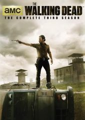 The Walking Dead - Complete 3rd Season (5-DVD)