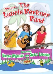 We Are... The Laurie Berkner Band (Amaray Case)