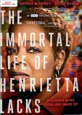 The Immortal Life of Henrietta Lacks (DVD with
