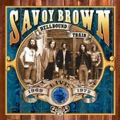 Hellbound Train Live: 1969-1972 (2-CD)