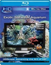 Exotic Saltwater Aquarium (Blu-ray)