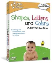 Little Steps: Letters, Shapes and Color