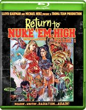 Return to Nuke 'Em High Volume 1 (Blu-ray)