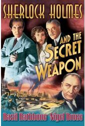 Sherlock Holmes And The Secret Weapon - Large