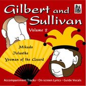 Gilbert and Sullivan, Volume 2