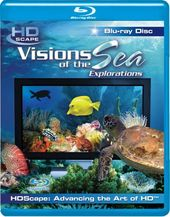 Visions of The Sea: Explorations (Blu-ray)