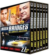 Nash Bridges - Complete Series (27-DVD)